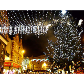 Here's when the Christmas Lights will be switched on in Pontypridd and Rhondda