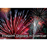 Firework Displays in Billericay this Bonfire Night
