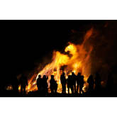 Fireworks and Bonfire Night in Lichfield