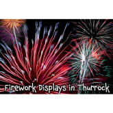 Firework Displays in Thurrock 2013
