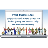 The Best of Coventry Business App - Free Entrepreneurs Vault of Business Growth Tools!