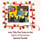 Join in the Spirit of Christmas with the Epsom Parade @epsomewellbc