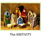 As the KNITIVITY approaches Epsom – we've gone knitting mad! #knitivity