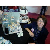 Award Winning Tutor Shines At Cake International