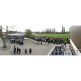 Remembrance at Lutterworth College 2013