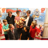 Pantomime debut for local Lichfield youngsters