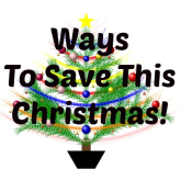 Ways To Save Money This Christmas
