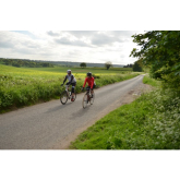 Bike riding and beer in the Chilterns this winter