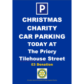Hassle Free Christmas Car Parking