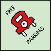 Free Parking in RCT This Christmas