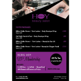 Kerie Hoy Salon Launches VIP Membership