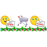 Supermarket Christmas Opening Times