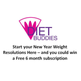 Post Xmas Diet Blues - Join the Diet Buddy Programme with Maria and you could win 6 month free sub  @MFHypnotherapy