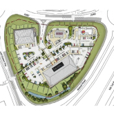 New Retail Park development for Cannock