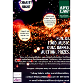 AFG LAW host local charity night for 2 great causes.