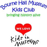 We love Bourne Hall Museum Club in Ewell and they Love Kids in Museums @epsomewellbc @kidsinmuseums