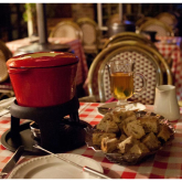 Experience the Fondue at La Buvette in Richmond