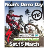 Noahs Ark Bike Shop Demo Day
