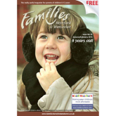 Jan/Feb issue of Families Hereford and Worcester
