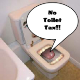 Do you disagree with the Isle of Man Toilet Tax?