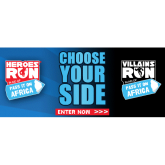 Are you Ready for the Heroes v Villains Run 2016?