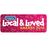 LOCAL AND LOVED AWARDS 2014 - WIN £250