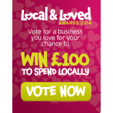 Voted for your favourite local business yet?