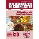 Cirencester's Food Passport Launches!