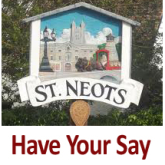 St Neots Neighbourhood Plan campaign..
