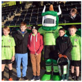 Kids go Free at Forest Green Rovers this Saturday