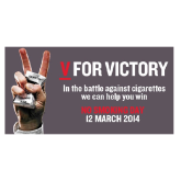 Go for victory this No Smoking Day
