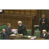 Nigel Mills MP presents petition to Parliament to save Heanor Memorial Hospital