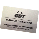 GDT Platinum Card!