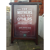 Treat your Mum to lunch