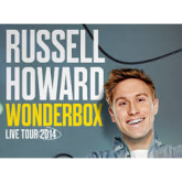 Russell Howard comes to Leeds