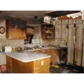 How to deal with a small kitchen fire