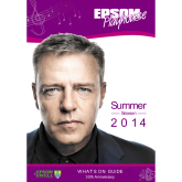 Epsom Playhouse Summer 2014 brochure now out @epsomplayhouse
