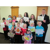 Winners of Easter art competition announced!