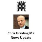 Latest News from Chris Grayling MP