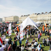 Foodies Festival Brighton - New Music Stage and Extended Hours!