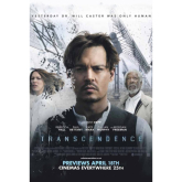 Cineworld Eastbourne and Sussex Downs College film review club present - Transcendence