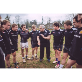 Bicton College students selected to play rugby for England