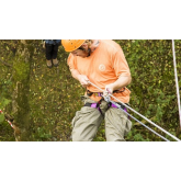 Long Way Down: Abseil for Maggies