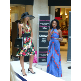 Fashion and Dance Entertain Shoppers @Ashley_Centre