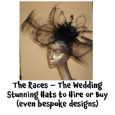 The Races – A Wedding – you'll need a hat then – Crowning glories – to hire or buy at Country Clothing in Walton-on-thehill @jonthefence #lovehats