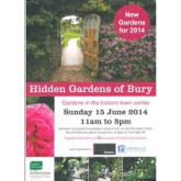 Hidden Gardens on Father's Day