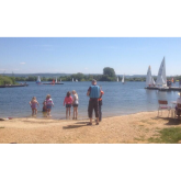Where is a great Sailing club in the Cotswolds?