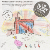 The Best of Windsor Buy Local Colouring Competition Winners!