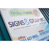 Oldham sign making company tell us the benefits of vehicle graphics