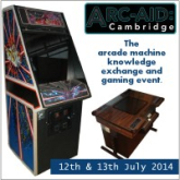 The Arcade Machine Knowledge Exchange & Gaming Event